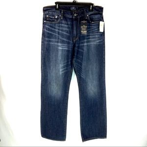 Lucky Brand 361 Vintage Straight Fit Jeans 36x34
